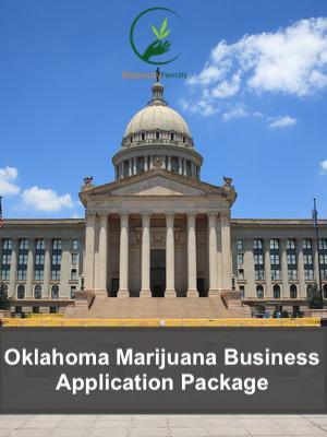 Oklahoma Marijuana Business Application Package