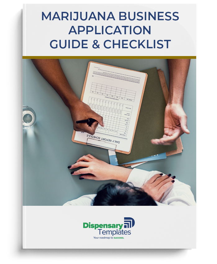 DT Dispensary Application Guide & Checklist