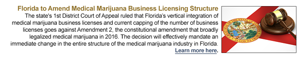 florida medical marijuana business