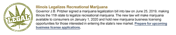 Illinois recreational marijuana