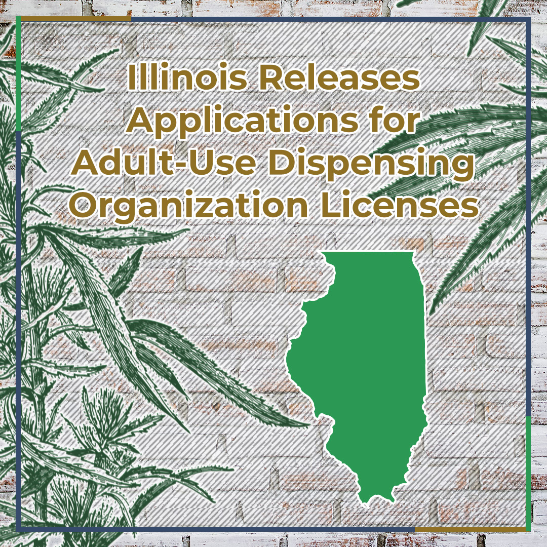 Illinois to Accept Applications for Dispensing Organizations in December