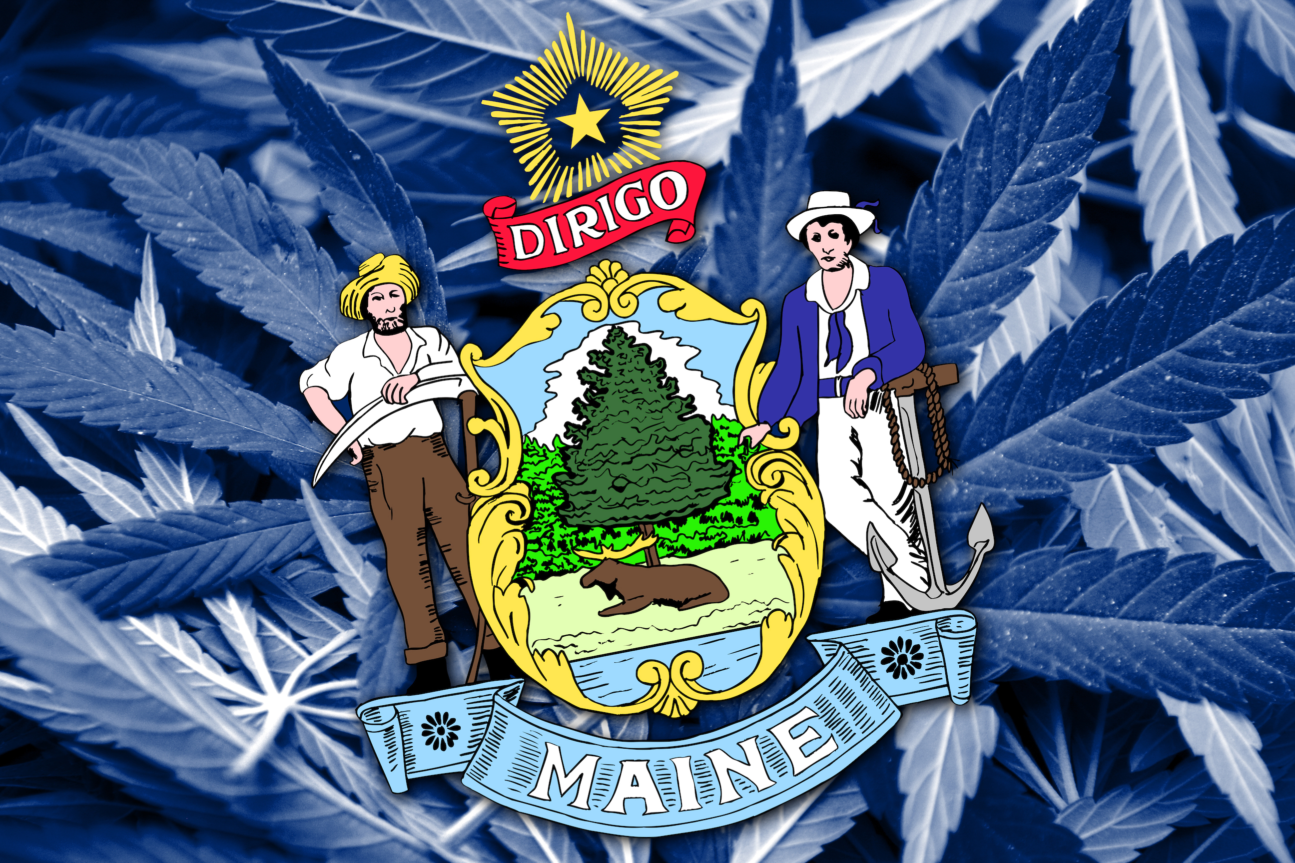 A Recreational Marijuana Market is Coming to Maine