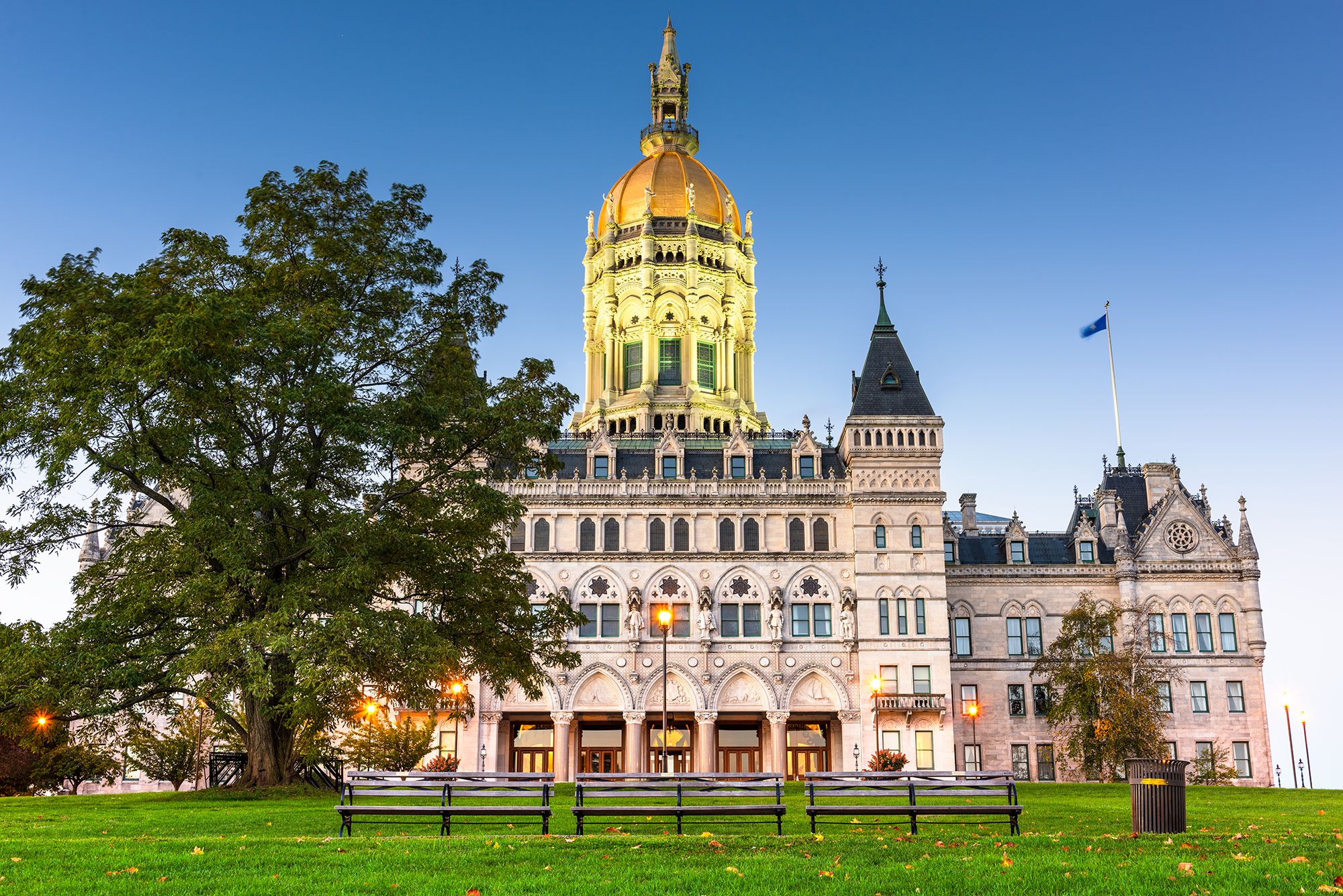 Connecticut Introduces Governor's Bill for Marijuana Legalization