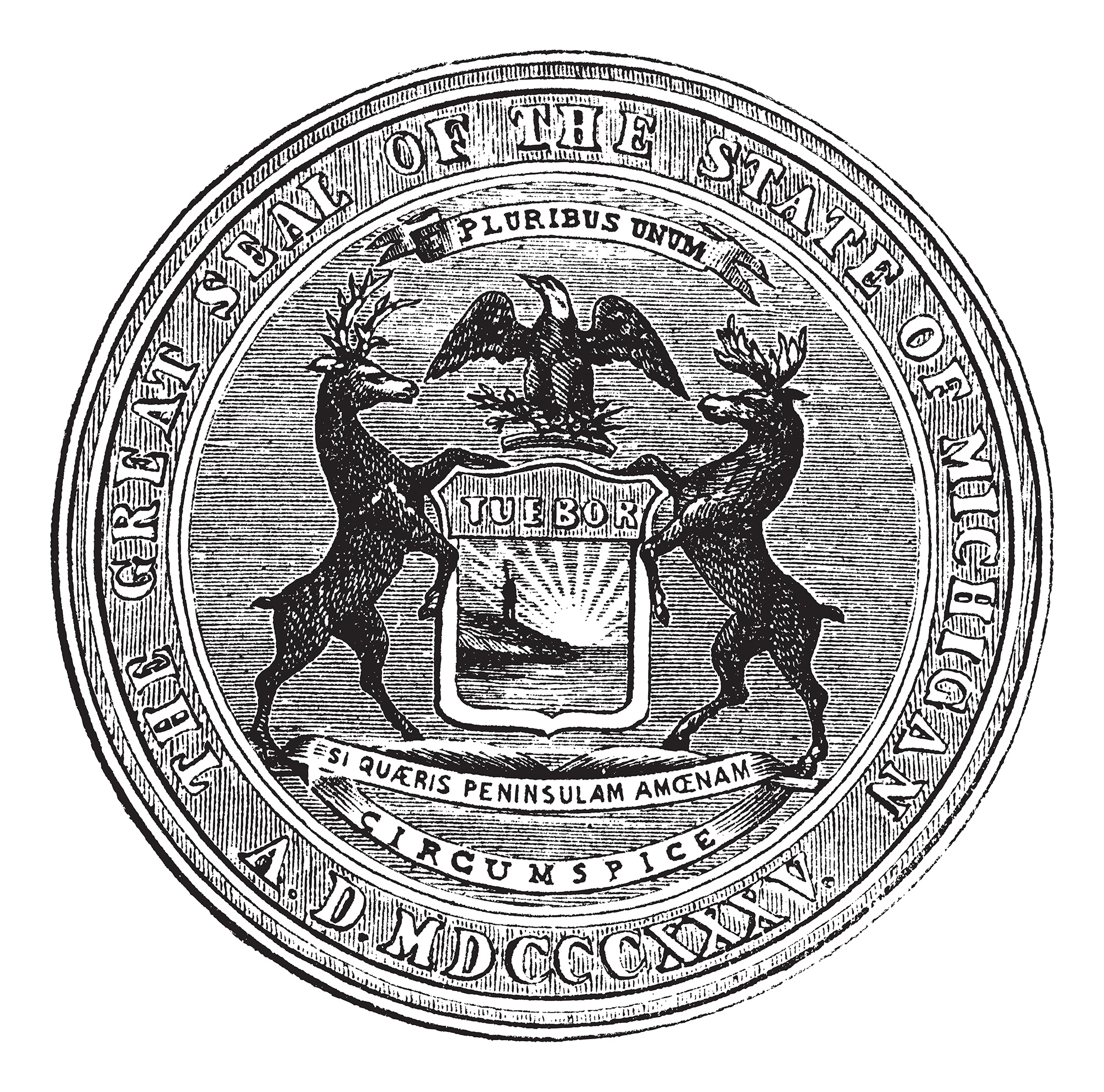 michigan seal