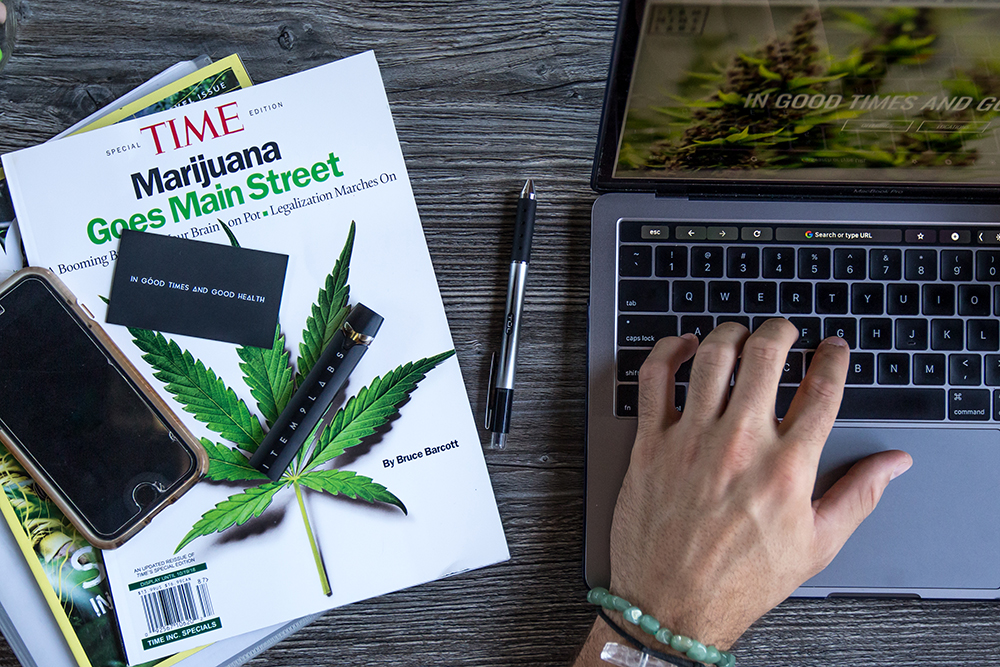 Marketing Your Cannabis Business in Traditional Media and at Events