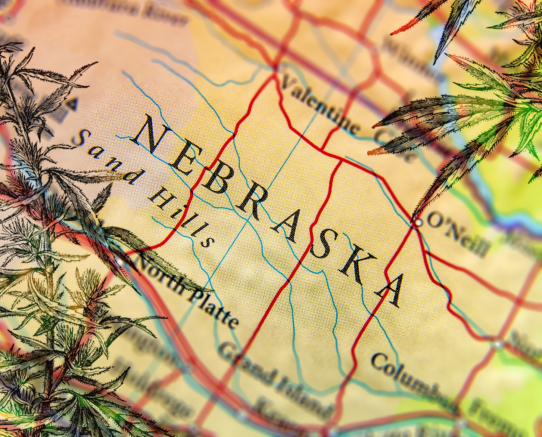 Nebraska Medical Marijuana Legalization Bill Introduced